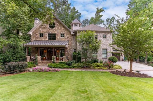 15 Lake Forrest Lane, Atlanta, GA 30342 (MLS #6668255) :: KELLY+CO