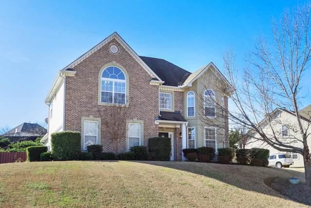 370 Grandiflora Drive, Mcdonough, GA 30253 (MLS #6668256) :: North Atlanta Home Team