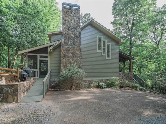 135 Woodland Trace, Big Canoe, GA 30143 (MLS #6668257) :: Kennesaw Life Real Estate
