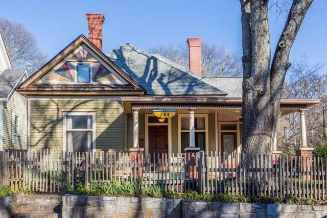 384 Orleans Street SE, Atlanta, GA 30312 (MLS #6668259) :: The Justin Landis Group