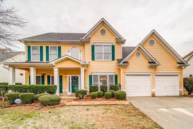 5540 Wheatfield Lane, Powder Springs, GA 30127 (MLS #6668282) :: North Atlanta Home Team