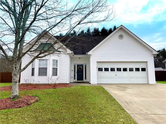 616 Spring Trail, Canton, GA 30115 (MLS #6668311) :: Path & Post Real Estate