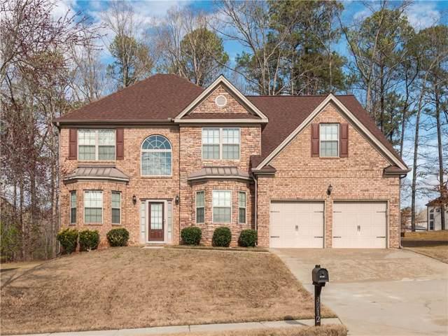 3912 Margaux Drive, Atlanta, GA 30349 (MLS #6668312) :: RE/MAX Paramount Properties