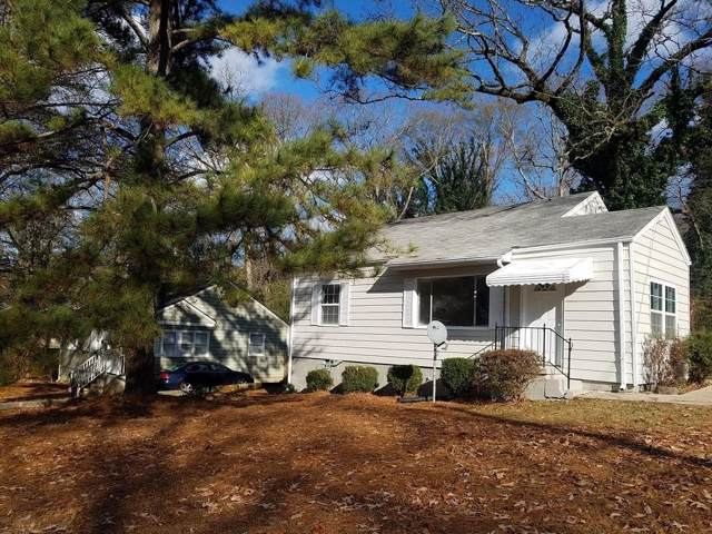 2437 Hillcrest Drive, East Point, GA 30344 (MLS #6668316) :: North Atlanta Home Team