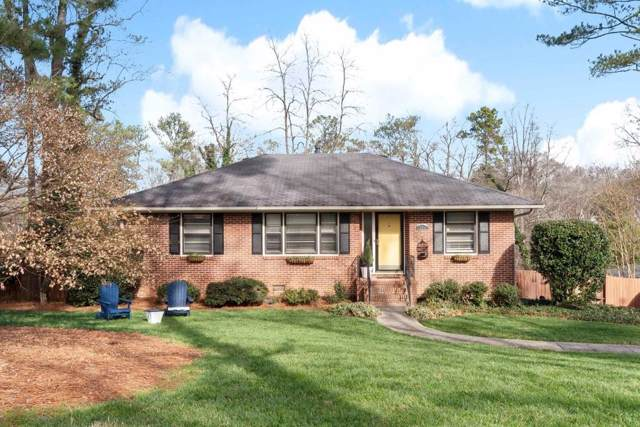 406 S Hillcrest Drive, Marietta, GA 30064 (MLS #6668330) :: The Heyl Group at Keller Williams