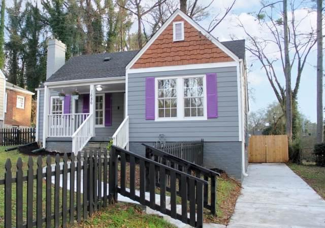 1686 Alvarado Terrace SW, Atlanta, GA 30310 (MLS #6668340) :: RE/MAX Prestige