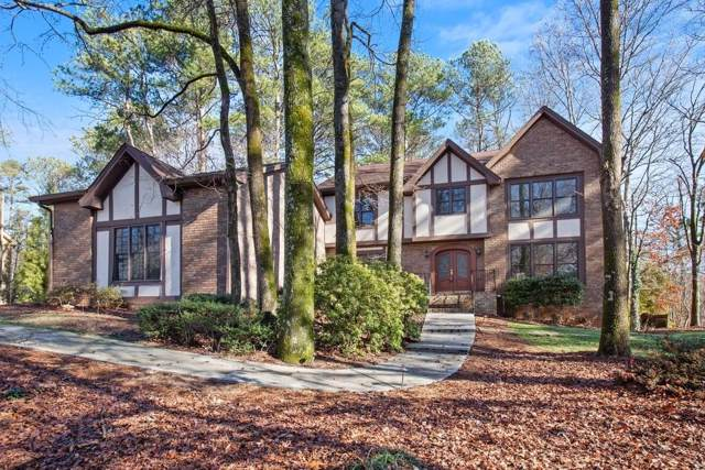 7501 Auden Trail, Sandy Springs, GA 30350 (MLS #6668342) :: RE/MAX Prestige