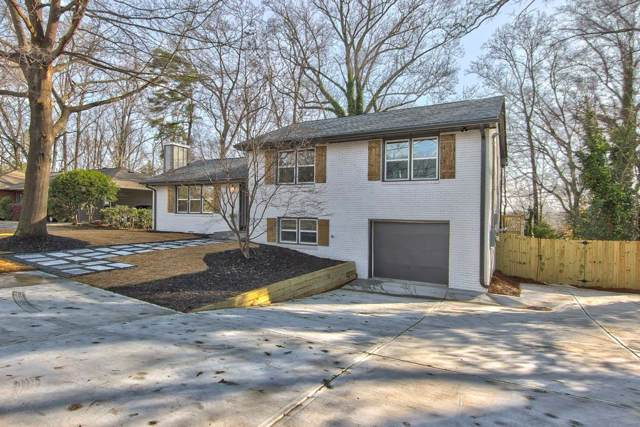 1259 Briarcliff Road, Atlanta, GA 30306 (MLS #6668348) :: The Zac Team @ RE/MAX Metro Atlanta