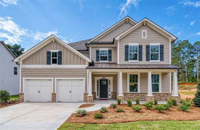 2288 Stroller Drive, Powder Springs, GA 30127 (MLS #6668363) :: North Atlanta Home Team