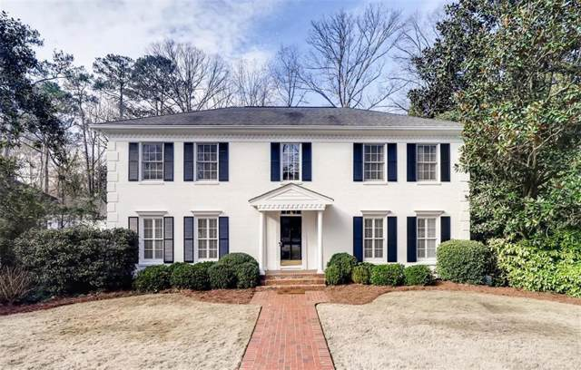 3388 W Paces Ferry Court, Atlanta, GA 30327 (MLS #6668370) :: Kennesaw Life Real Estate