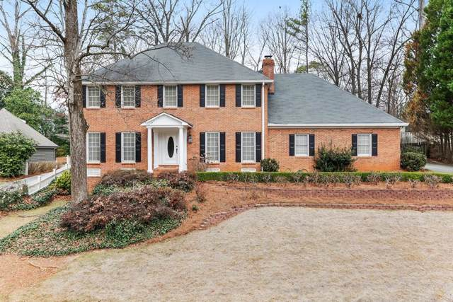 560 Cambridge Way NE, Sandy Springs, GA 30328 (MLS #6668380) :: RE/MAX Prestige