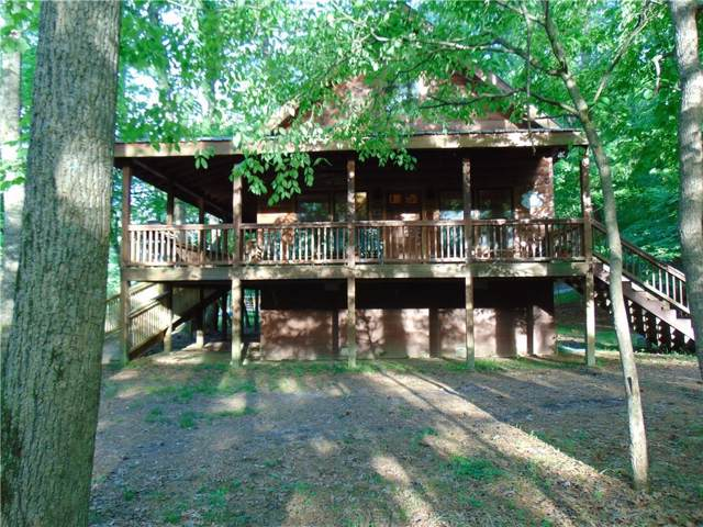 40 Holiday Court, Ellijay, GA 30540 (MLS #6668397) :: RE/MAX Paramount Properties