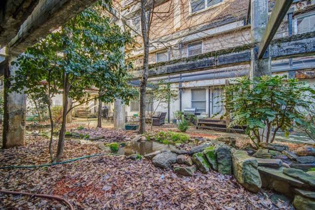 244 Peters Street SW #24, Atlanta, GA 30313 (MLS #6668400) :: RE/MAX Prestige