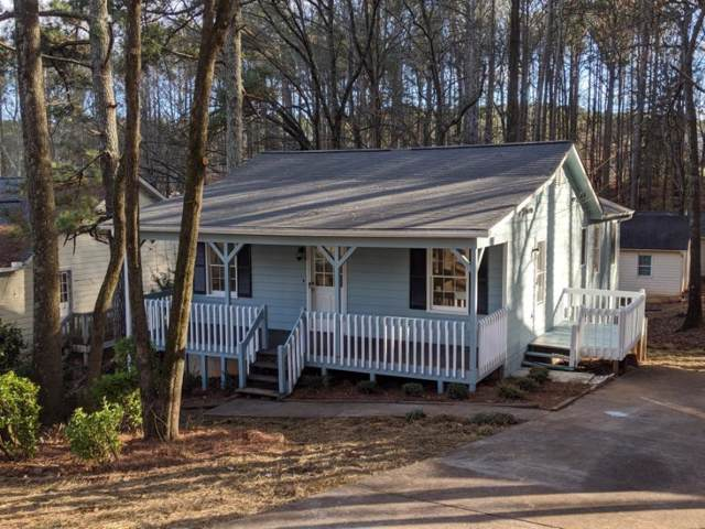 142 West South Street, Canton, GA 30114 (MLS #6668410) :: Maria Sims Group