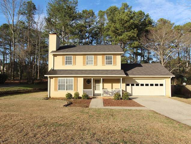 1292 Parkwood Chase NW, Acworth, GA 30102 (MLS #6668412) :: North Atlanta Home Team