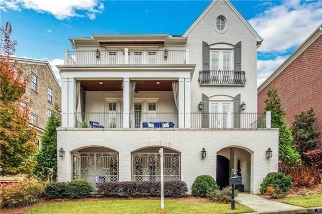 3784 Paces Lookout Circle SE, Atlanta, GA 30339 (MLS #6668419) :: Keller Williams Realty Cityside