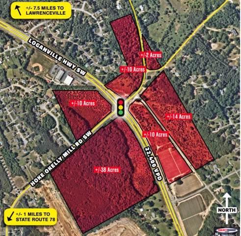 295 Hoke O'kelly Mill Road, Loganville, GA 30052 (MLS #6668428) :: North Atlanta Home Team