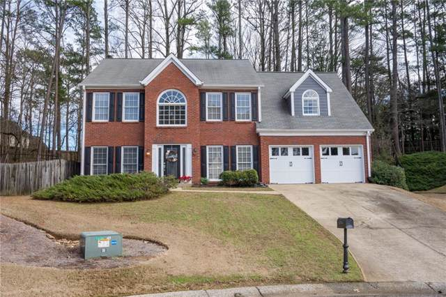 4516 Terrett Trace NW, Acworth, GA 30101 (MLS #6668435) :: The Realty Queen Team