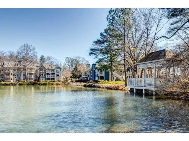 107 Mill Pond #107, Roswell, GA 30075 (MLS #6668444) :: RE/MAX Paramount Properties
