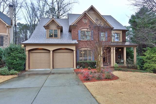 190 Lullwater Court, Roswell, GA 30075 (MLS #6668449) :: The Zac Team @ RE/MAX Metro Atlanta