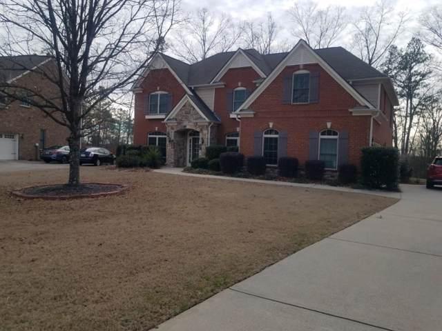 1731 Nemours Drive, Kennesaw, GA 30152 (MLS #6668460) :: The Heyl Group at Keller Williams