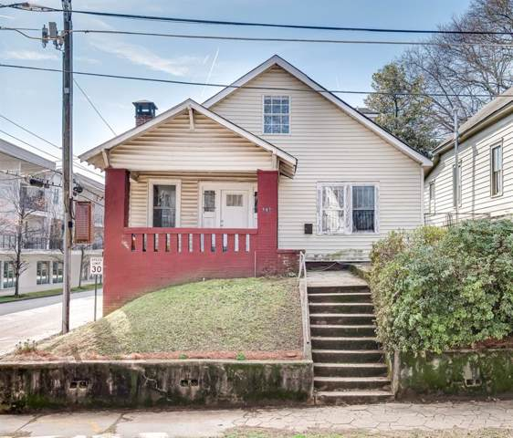 587 Rankin Street NE, Atlanta, GA 30308 (MLS #6668480) :: The Heyl Group at Keller Williams