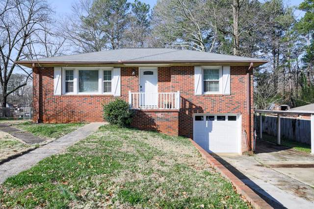 2338 Olive Springs Road SE, Marietta, GA 30060 (MLS #6668539) :: RE/MAX Paramount Properties