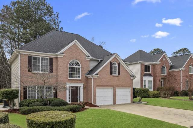 1607 Brentwood Drive, Marietta, GA 30062 (MLS #6668541) :: The Heyl Group at Keller Williams