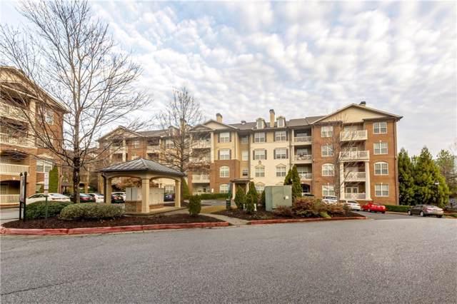 4805 W Village Way #2301, Smyrna, GA 30080 (MLS #6668548) :: Keller Williams Realty Cityside