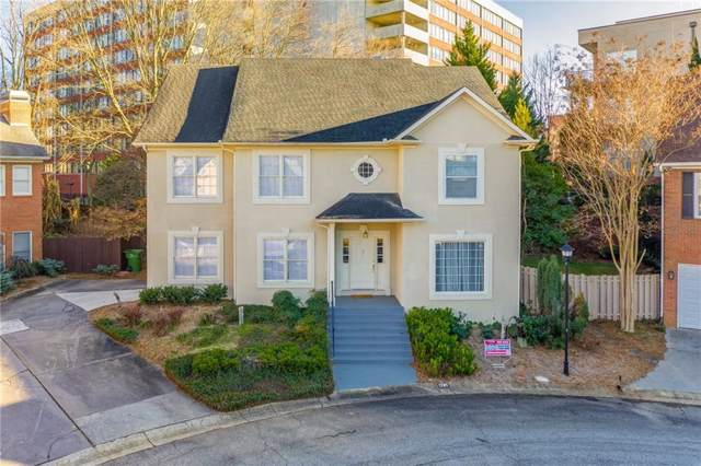 371 Angier Court NE, Atlanta, GA 30312 (MLS #6668557) :: North Atlanta Home Team