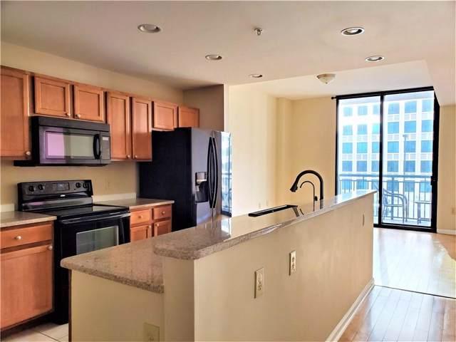 3040 Peachtree Road #602, Atlanta, GA 30304 (MLS #6668558) :: Dillard and Company Realty Group