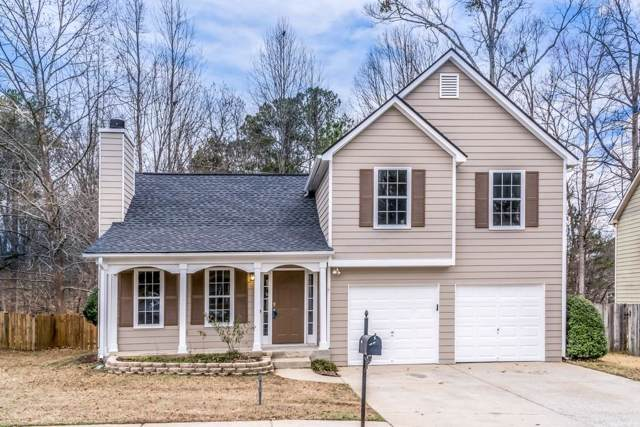 4237 Zephyrhills Drive NW, Acworth, GA 30101 (MLS #6668590) :: North Atlanta Home Team