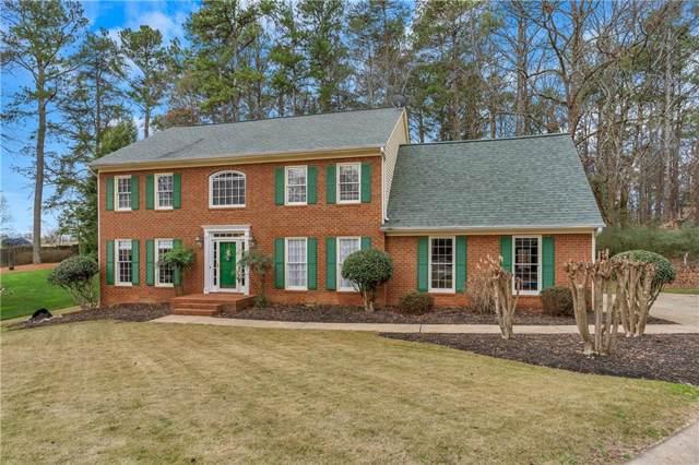 4208 Springwood Circle, Marietta, GA 30062 (MLS #6668620) :: North Atlanta Home Team