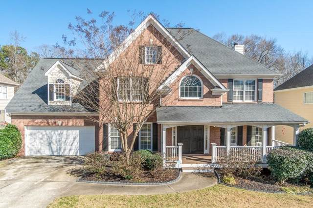 1449 Turtlebrook Lane, Lawrenceville, GA 30043 (MLS #6668621) :: North Atlanta Home Team