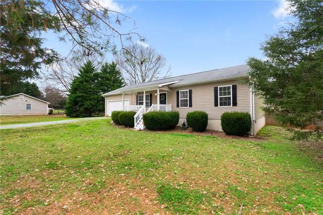 62 Linda Road SW, Euharlee, GA 30120 (MLS #6668636) :: The Butler/Swayne Team