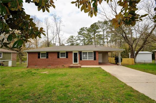 980 Dale Drive SW, Mableton, GA 30126 (MLS #6668637) :: Kennesaw Life Real Estate
