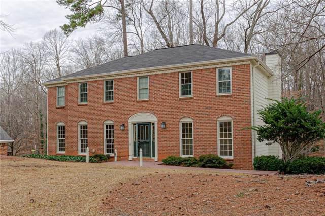 1002 Hidden Hollow Drive, Marietta, GA 30068 (MLS #6668649) :: RE/MAX Prestige