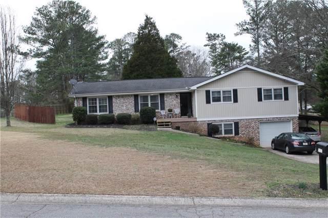 1022 Washington Avenue, Woodstock, GA 30188 (MLS #6668666) :: Kennesaw Life Real Estate