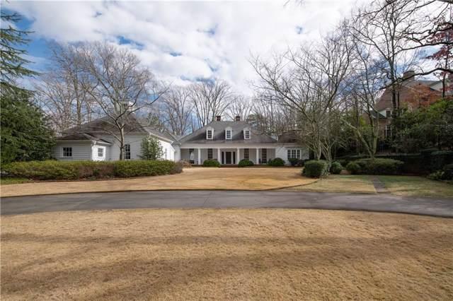 3469 Knollwood Drive NW, Atlanta, GA 30305 (MLS #6668679) :: Path & Post Real Estate