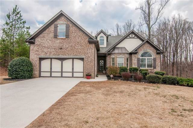 6569 Sunset Drive, Clermont, GA 30527 (MLS #6668697) :: Kennesaw Life Real Estate