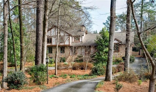 3171 Brandy Station SE, Atlanta, GA 30339 (MLS #6668705) :: MyKB Partners, A Real Estate Knowledge Base