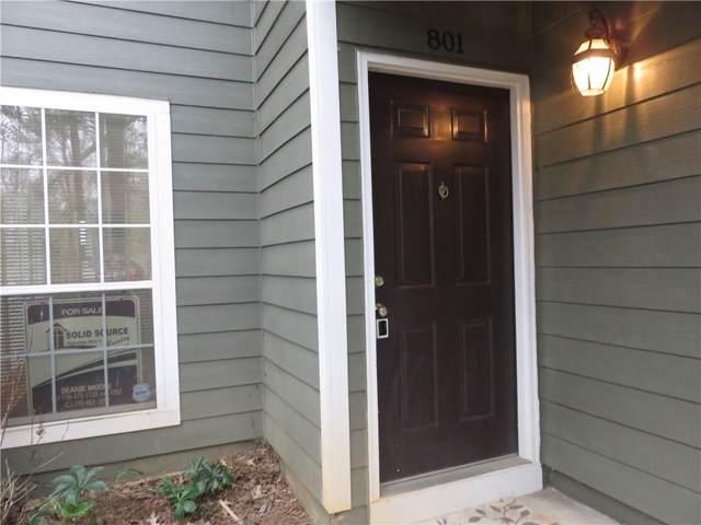 801 Berkeley Woods Drive, Duluth, GA 30096 (MLS #6668706) :: RE/MAX Prestige