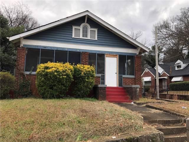 588 Rockwell Street SW, Atlanta, GA 30310 (MLS #6668710) :: Team RRP   Keller Knapp, Inc.