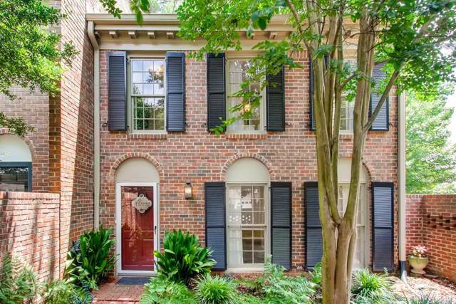 319 The Chace NE, Atlanta, GA 30328 (MLS #6668716) :: HergGroup Atlanta