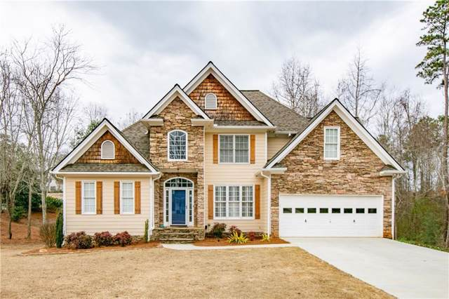 7530 Finley Drive, Gainesville, GA 30506 (MLS #6668748) :: Kennesaw Life Real Estate