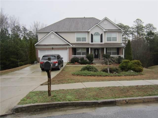 1680 Tuftstown Court, Snellville, GA 30078 (MLS #6668750) :: The Heyl Group at Keller Williams