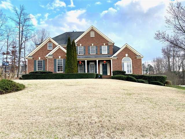 878 Carriage Post Court, Lawrenceville, GA 30046 (MLS #6668767) :: RE/MAX Paramount Properties