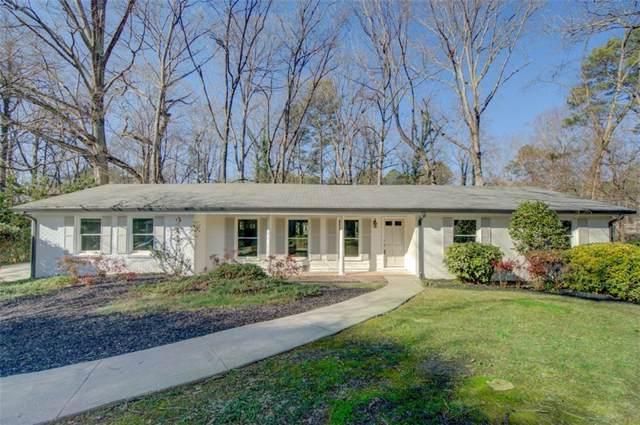 3208 Foxwood Trail SE, Smyrna, GA 30082 (MLS #6668773) :: North Atlanta Home Team