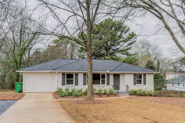 2207 Starline Drive, Decatur, GA 30032 (MLS #6668785) :: The Butler/Swayne Team
