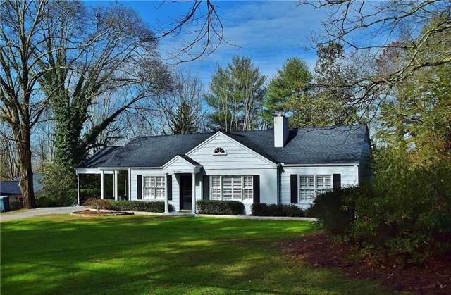 516 Stillwood Drive, Gainesville, GA 30501 (MLS #6668790) :: The Hinsons - Mike Hinson & Harriet Hinson